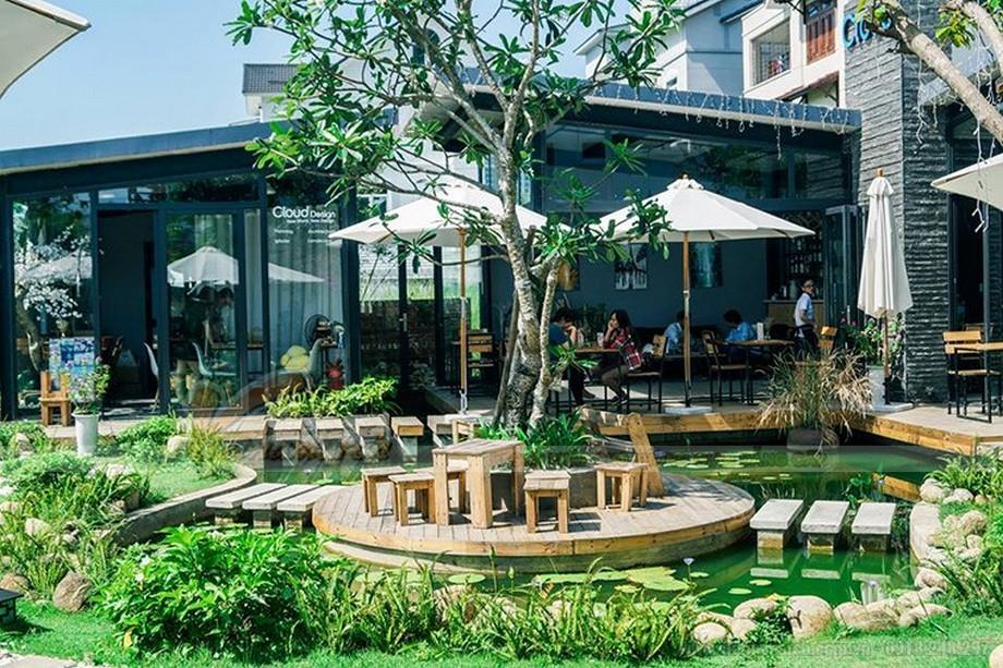 Nguyên tắc phong thủy thiết kế quán cà phê rước tài lộc và may mắn