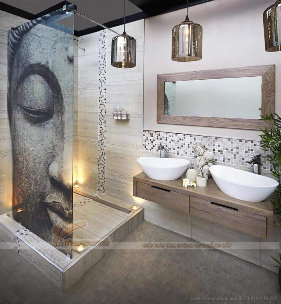 Những lưu ý không được bỏ qua khi thiết kế nhà tắm