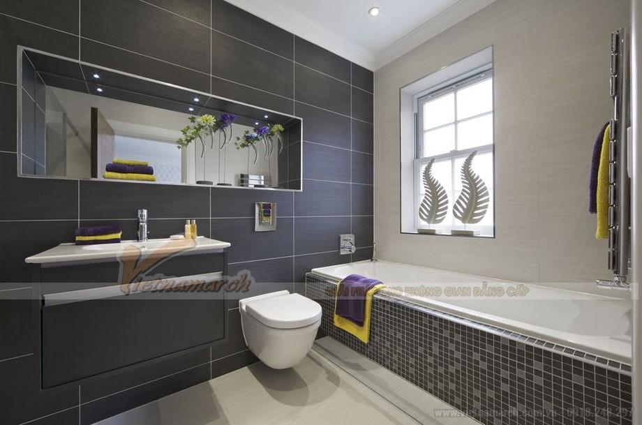Những nguyên tắc phong thủy không được phạm phải khi thiết kế phòng tắm 02