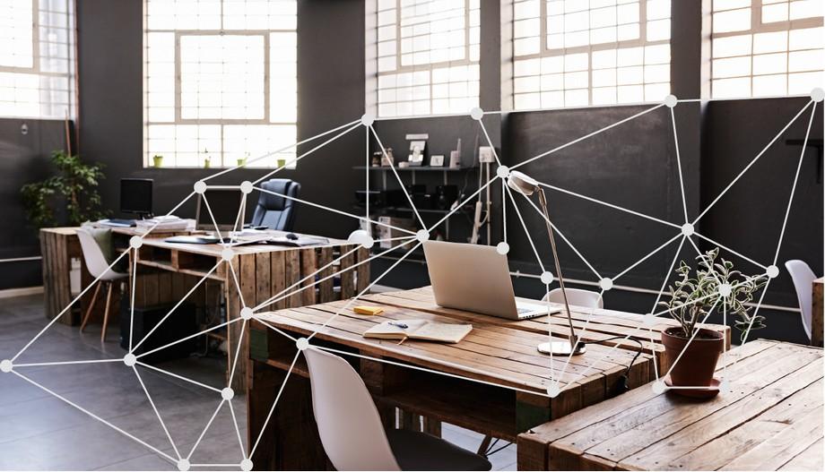 Phong cách thiết kế văn phòng công nghệ AI