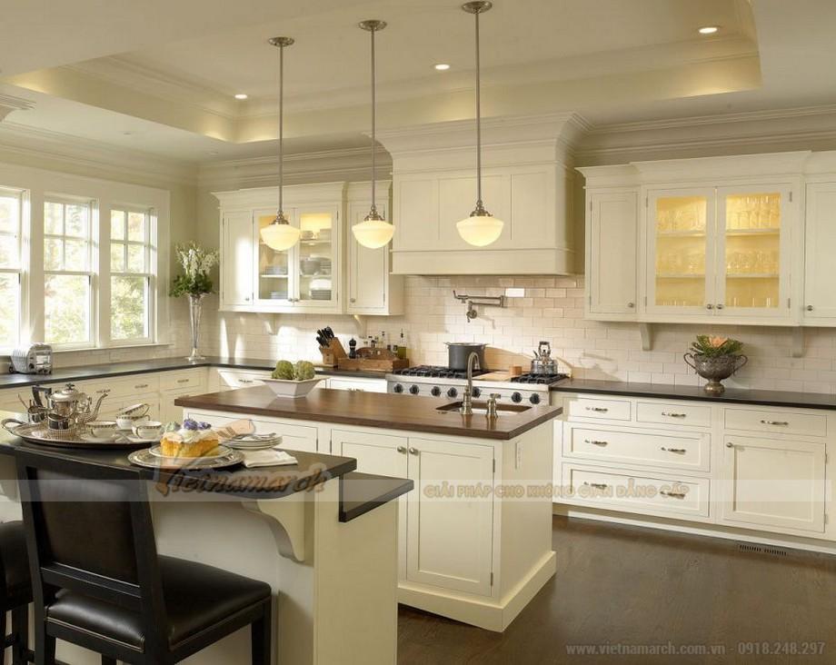Shock: Những lưu ý không thể bỏ qua khi lựa chọn tủ bếp gỗ tự nhiên
