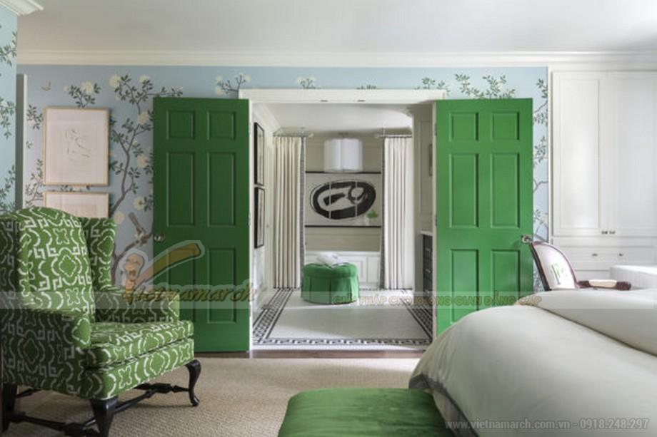 Thiết kế phòng tắm trong phòng ngủ ->>> Nên hay không?
