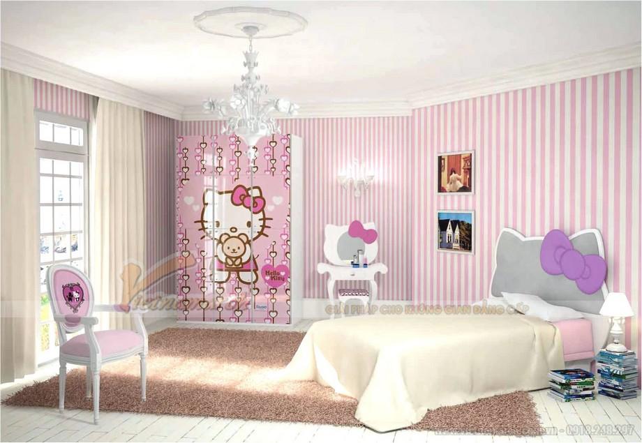 Top cách thiết kế nội thất phòng ngủ cho trẻ giúp trẻ phát triển sự thông minh
