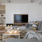 Tư vấn thiết kế nội thất căn hộ chung cư hiện đại, ấm cúng