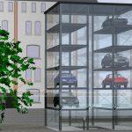Tìm hiểu hệ thống bãi đỗ xe thông minh dạng hình tháp