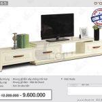 Khám phá mẫu kệ tivi nhập khẩu mặt đá granit KTV65 đẹp sang chảnh