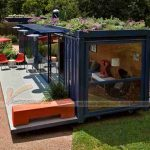 Ấn tượng với thiết kế nhà nghỉ dưỡng từ những thùng Container