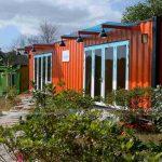 Thiết kế nhà ở Container cho các khu nghỉ dưỡng, resort