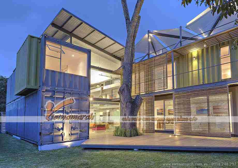 Những thắc mắc thường gặp khi xây dựng nhà Container