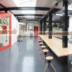 Khám phá không gian làm việc chung coworking space của công ty sản xuất Clarks nổi tiếng tại Anh