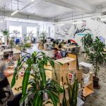 Độc đáo với không gian làm việc chung hiện đại, sáng tạo nhất hiện nay