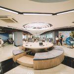 Không gian làm việc chung hiện đại, hiệu quả và sáng tạo cho một văn phòng tại Hà Nội