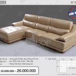 Phòng khách mới lạ, sang chảnh với mẫu ghế sofa DG503 cao cấp cực ấn tượng