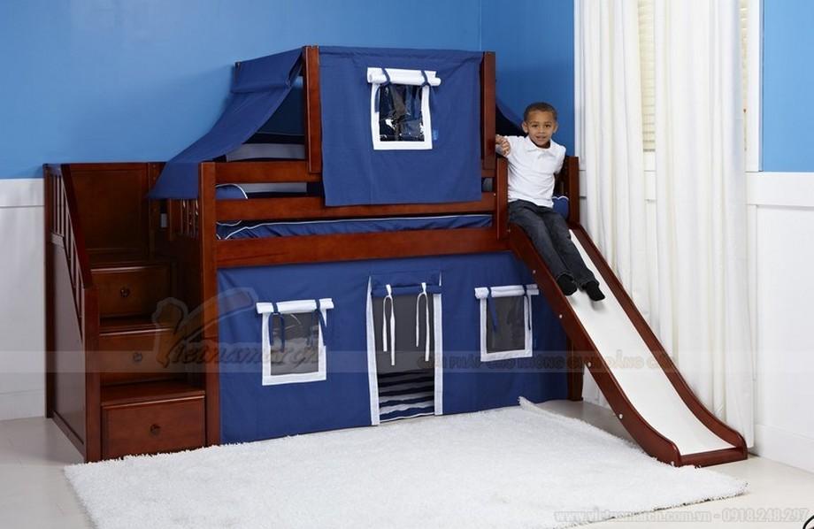 Ý tưởng thiết kế nội thất thông minh cho phòng ngủ của trẻ