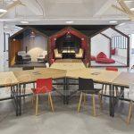 Ấn tượng với thiết kế văn phòng Coworking Space mới lạ ở Hồng Kông