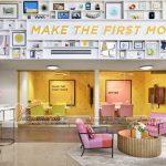 Khám phá không gian văn phòng làm việc sáng tạo, đầy màu sắc