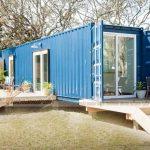 Mẫu nhà ở container đẹp cho gia đình 4 người, chi phí xây dựng khoảng 200 triệu