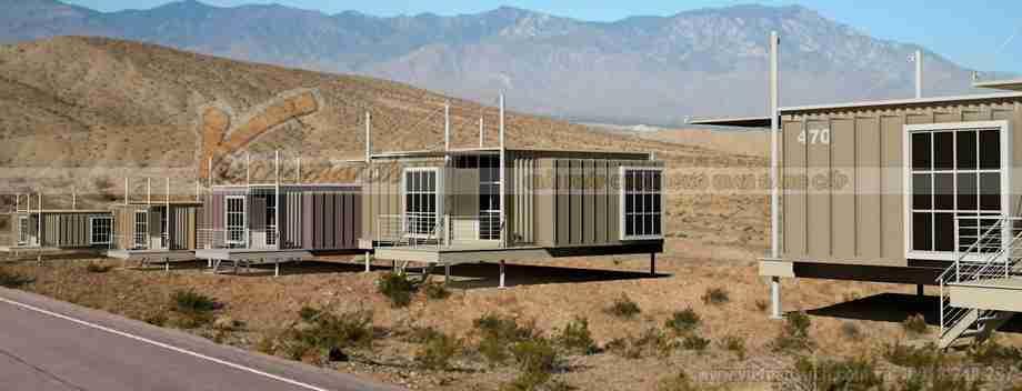 Những điều cần biết khi xây dựng một căn nhà Container