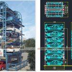 8 hệ thống bãi đỗ xe tự động phù hợp cho khu đất hẹp