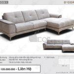 Sofa da bò DG1031 Milazzo Italia- Sự đơn giản tạo nên đẳng cấp