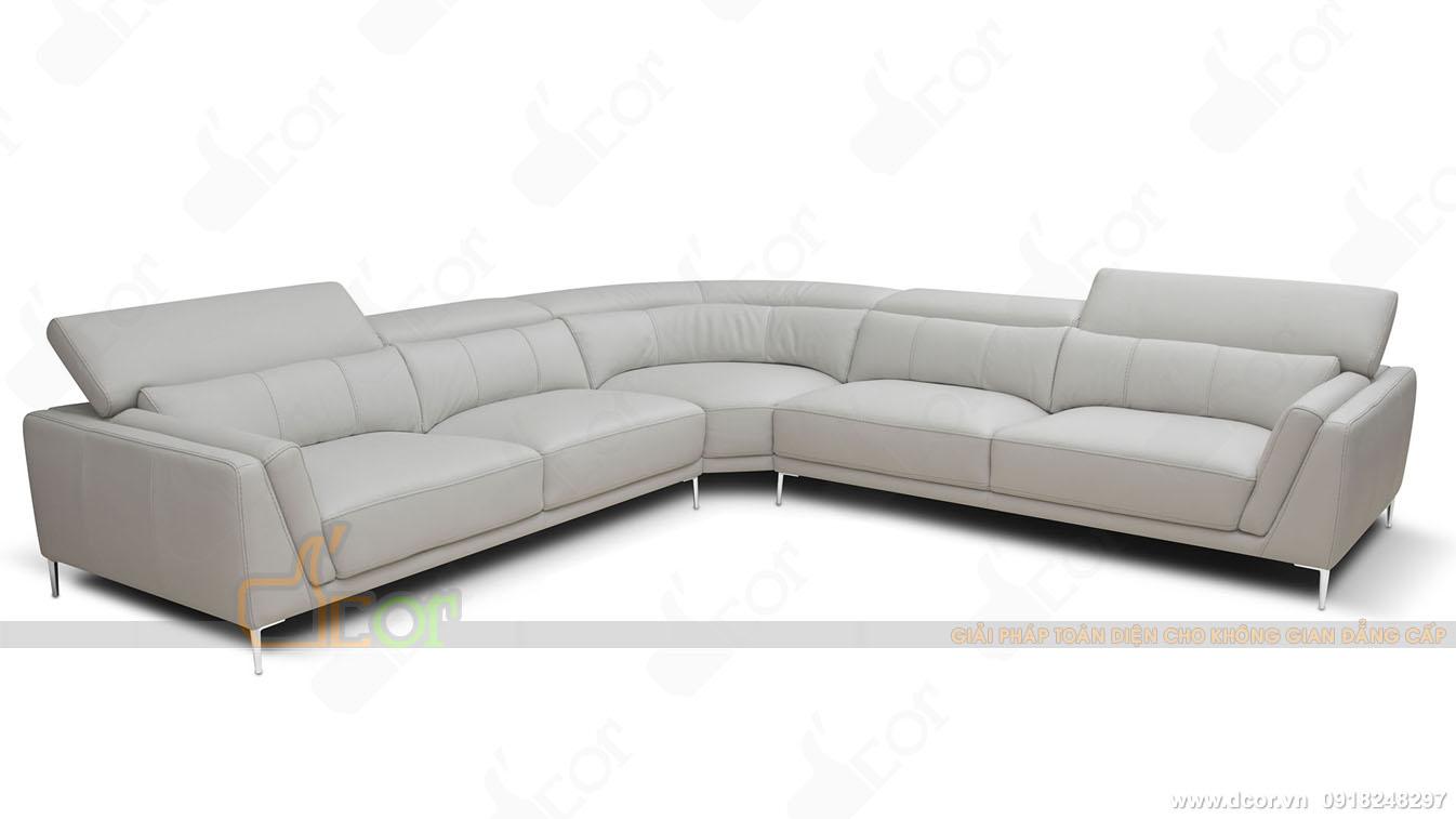 sofa góc L DG 1037 Rigoletto Italia