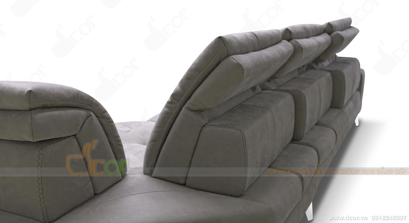 Thông số Sofa góc Venere Italia
