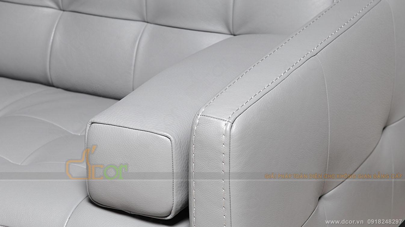 Ghế sofa phòng khách cao cấp DV 1032 Minerva Italia