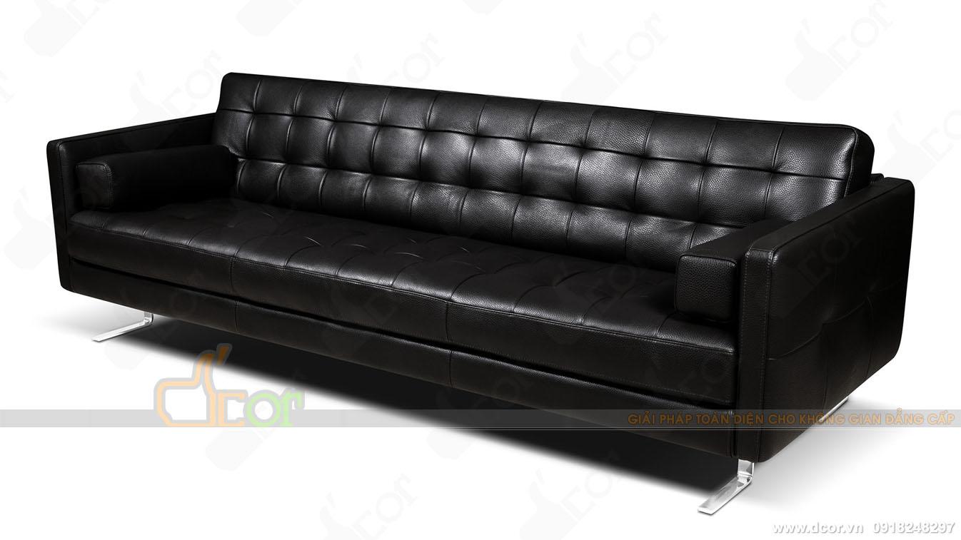 Sofa da nhấp khẩu cao cấp Italia