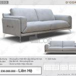 Ngất ngây với mẫu ghế sofa đẹp DV 1033 Montgomery Italia