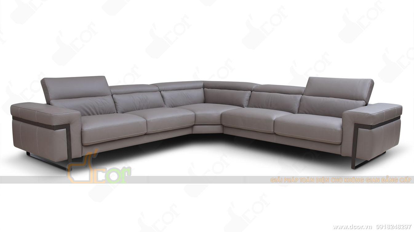 Sofa chữ L Ponte Italia