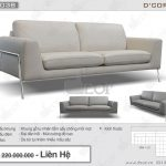 Sofa đẹp hiện đại đến từ DV 1038 Tiffany Italia
