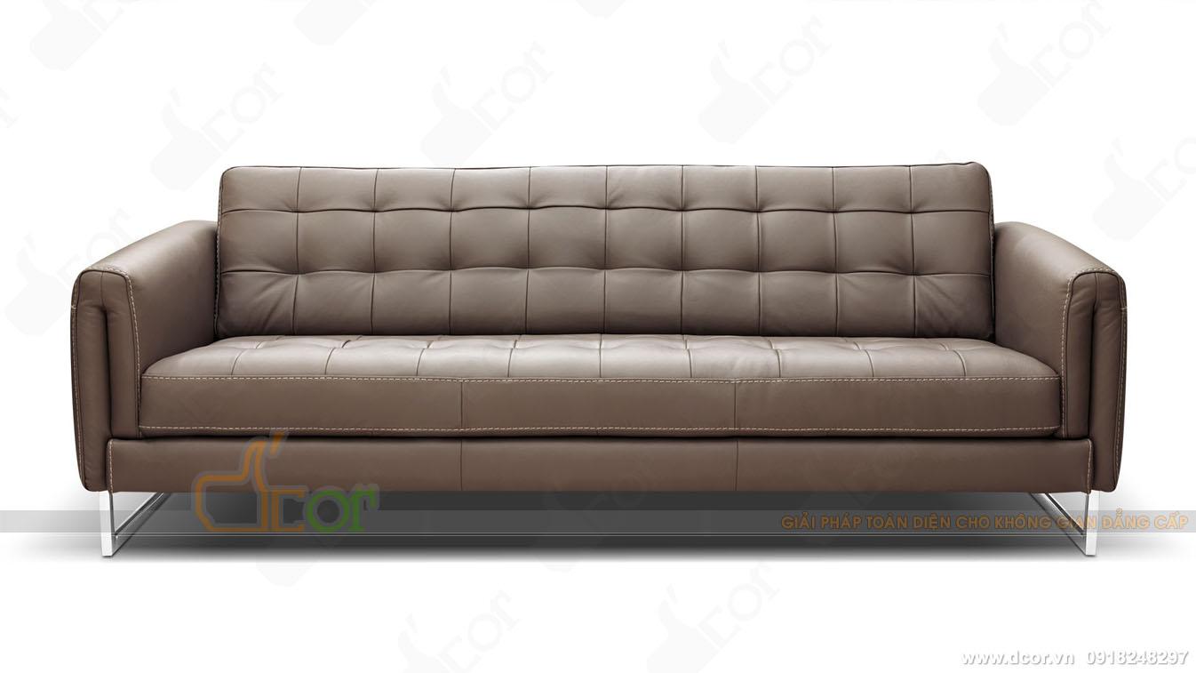 Mẫu sofa nhập khẩu Italia cho phòng khách xa hoa