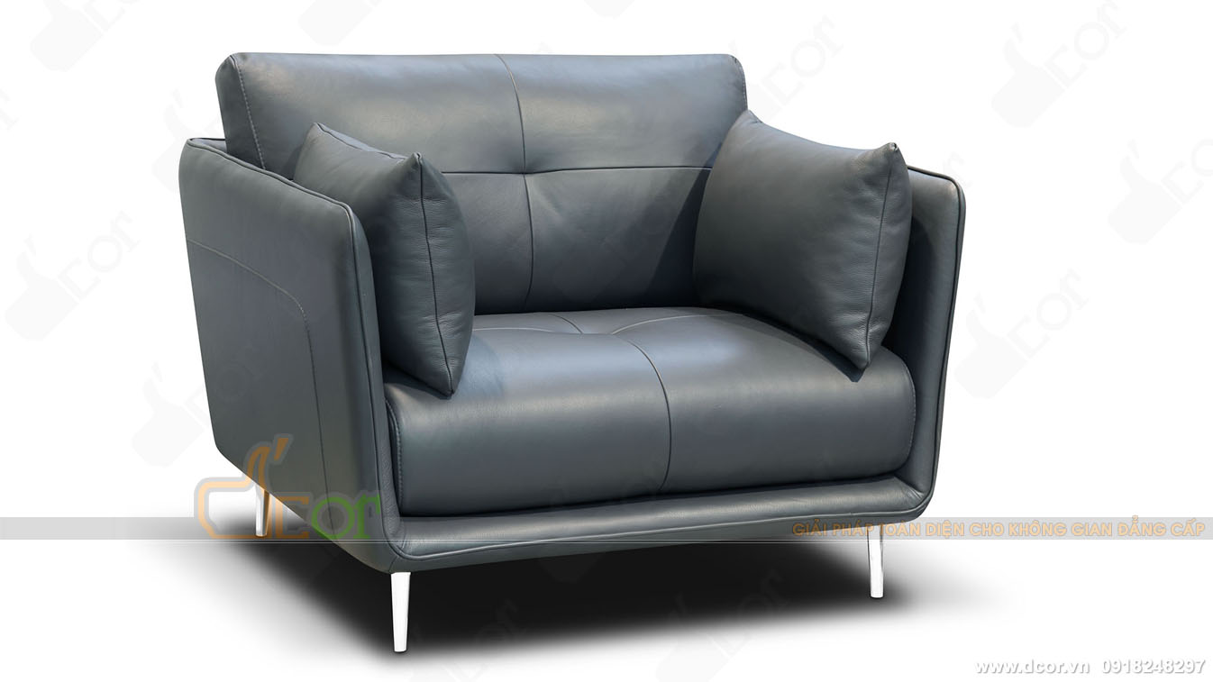 Mẫu sofa đơn nhập khẩu Italia