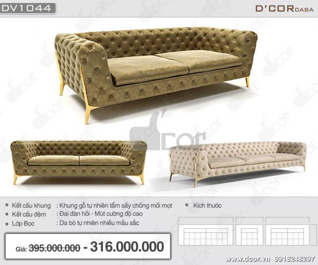 sofa nhập khẩu cao cấp italia
