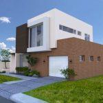 10 Mẫu nhà 2 tầng thiết kế hiện đại suất đầu tư khoảng 500 triệu.