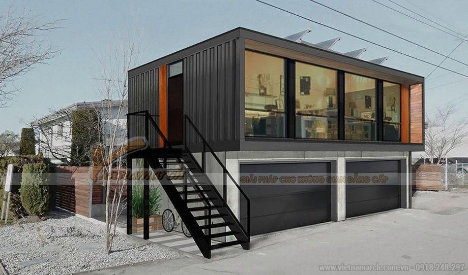 Nhà Container- Những điều bạn chưa biết