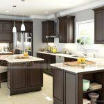 Mẫu tủ bếp đẹp – Nội thất thiết yếu cho phòng bếp nhà bạn