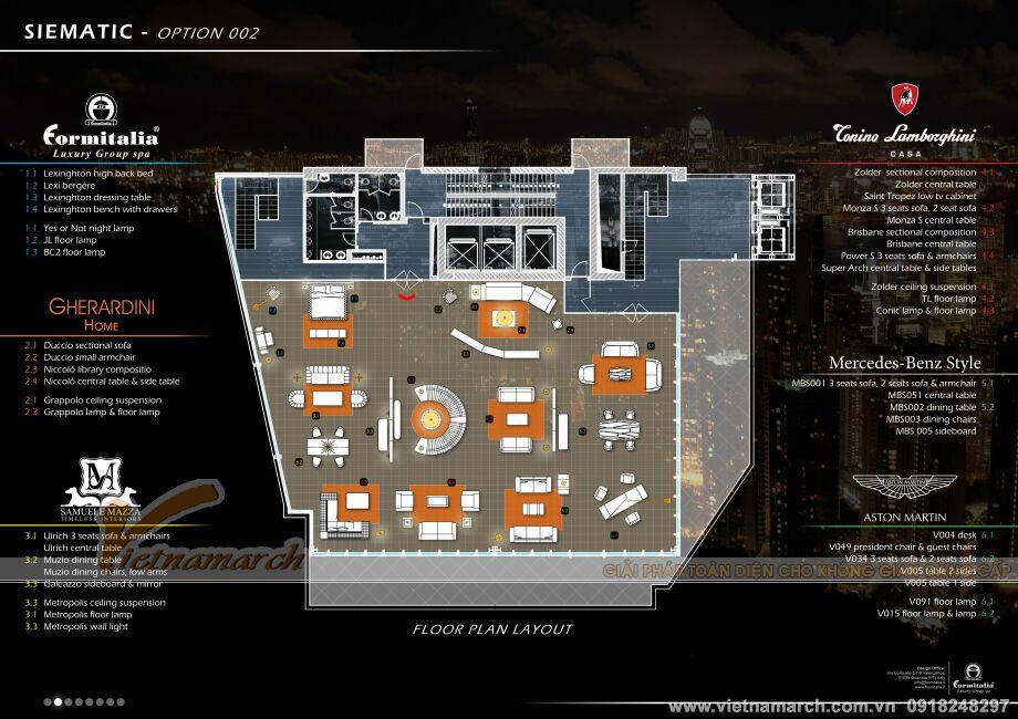 Bản vẽ thiết kế showroom nội thất Showroom Phan Anh