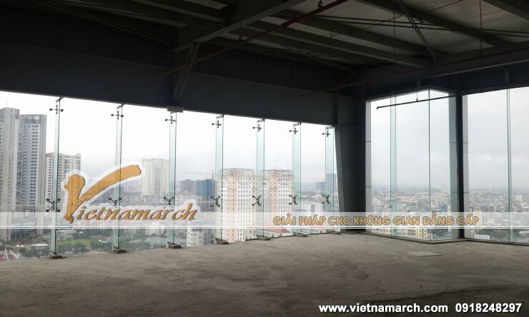 Thiết kế thi công nội thất Showroom Phan Anh Luxury Living