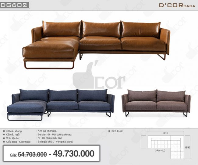 Sofa malaysia nhập khẩu cao cấp