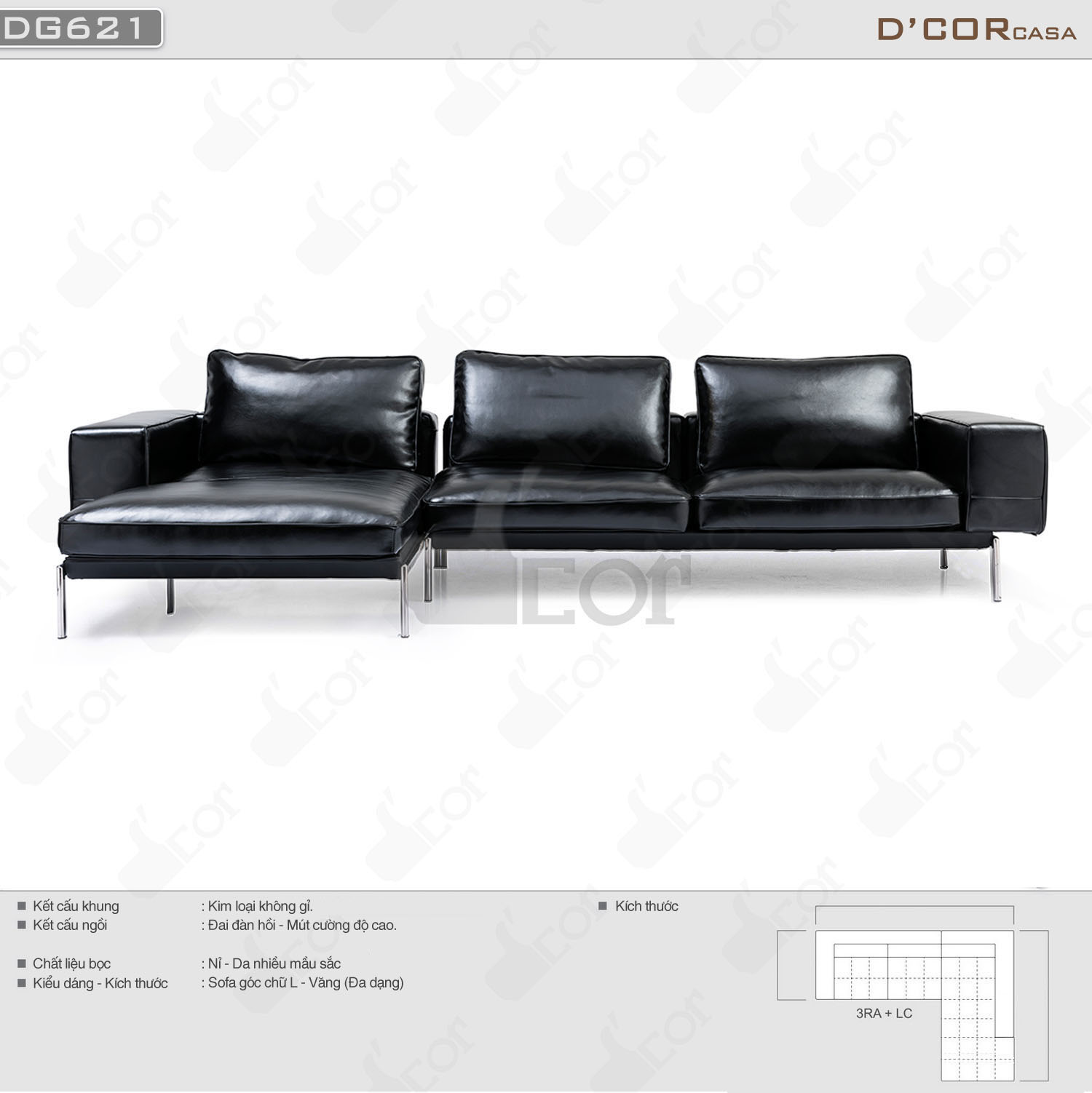Ngỡ ngàng với siêu phẩm sofa nỉ- da đẹp hiện đại cho mọi không gian phòng khách