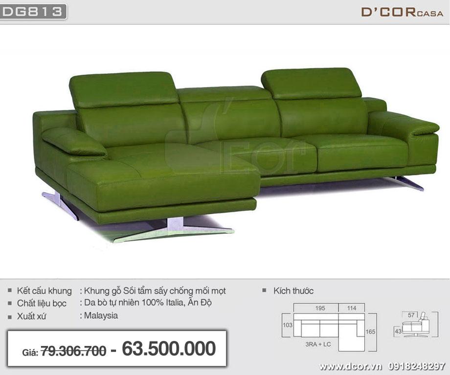 Sofa hiện đại nhập khẩu Malaysia
