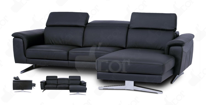Sofa góc L nhập khẩu Malaysia DG846- Điểm nhấn độc đáo cho phòng khách
