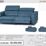Sofa Malaysia DV812- Mẫu sofa nhập khẩu đẹp độc lạ