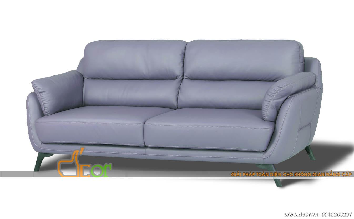 Ghế sofa da thật nhập khẩu giá rẻ nhất thị trường Hà Nội: DV820
