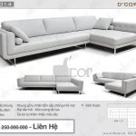 Sofa nhập khẩu DG1014 Clarissa 2 – Italia- Điểm sáng ấn tượng cho phòng khách