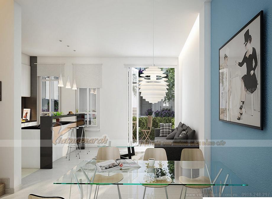 Nội thất Nhà Liền Kề The Manor Central Park Vàng- sự lựa chọn hoàn hảo cho gia đình bạn!