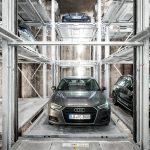 Bãi đỗ xe tự động và mô hình chia sẻ bãi đậu xe – Mô hình mới của nền kinh tế mới