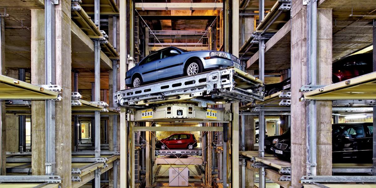 Bãi đỗ xe thông minh mang lại doanh thu lớn cho nhà đầutư