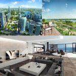 Thay đổi không gian sống với căn hộ chung cư The Manor Central Park